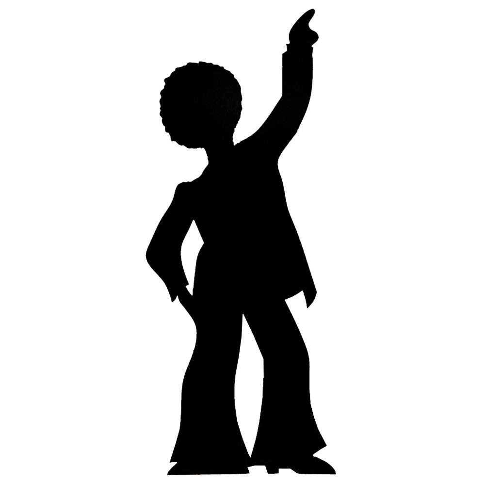 Afro disco man clipart vector black and white download Free Disco Party Cliparts, Download Free Clip Art, Free Clip Art on ... vector black and white download