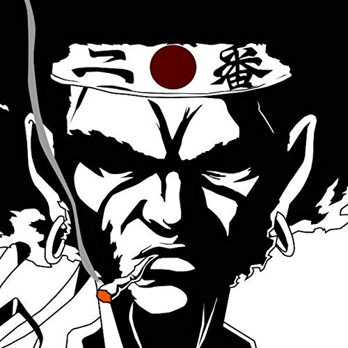 Afro samurai clipart free Afro Samurai [Explicit] by Joe James on Amazon Music - Amazon.com free