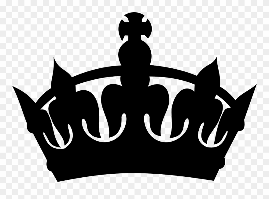 Afro with crown clipart picture transparent stock Vector Library Download Afro Clipart Crown Silhouette - King Crown ... picture transparent stock