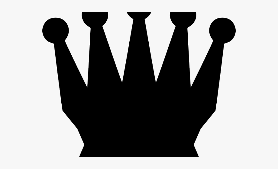 Afro with crown clipart png black and white We Present To You A Queen Clipart Afro - Red Crown, Cliparts ... png black and white