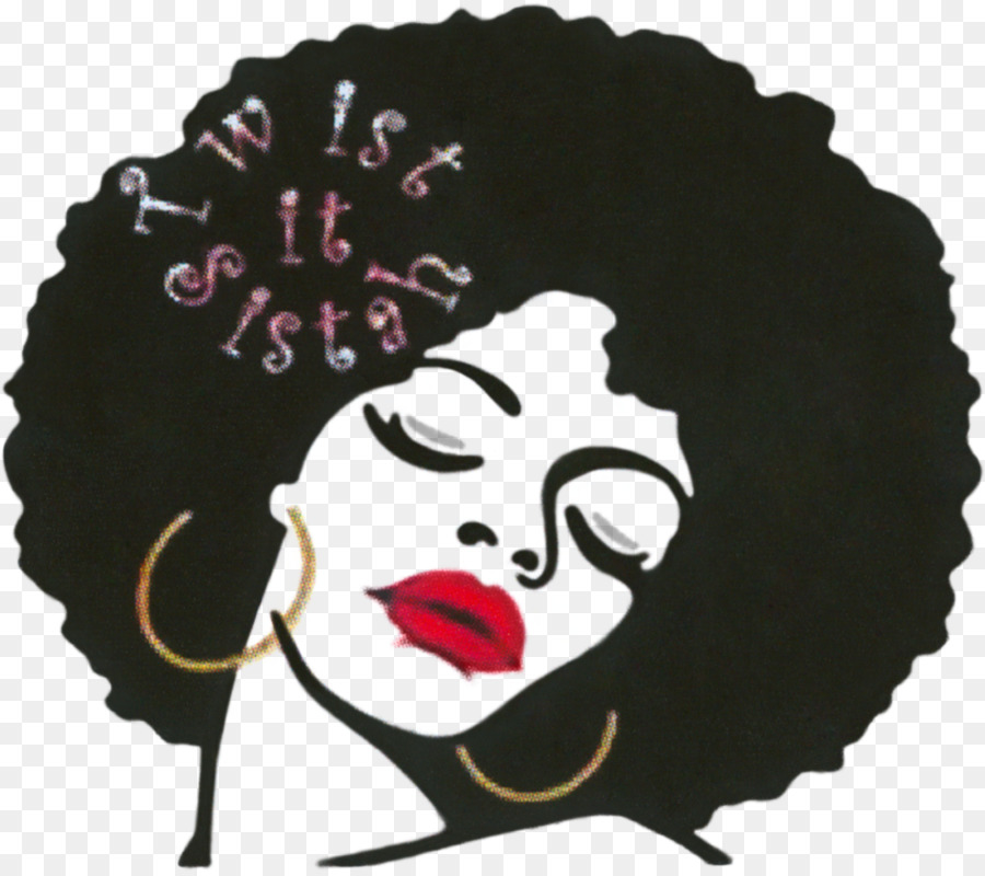Afro woman hair clipart jpg black and white Woman Hair png download - 1024*906 - Free Transparent Afro png Download. jpg black and white