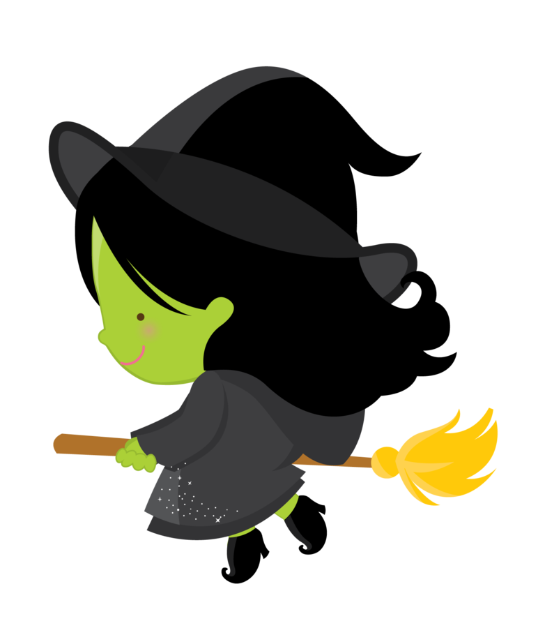 After halloween witch clipart jpg royalty free download CUTE HALLOWEEN WITCH CLIP ART | Cute cliparts | Pinterest | Clip art ... jpg royalty free download