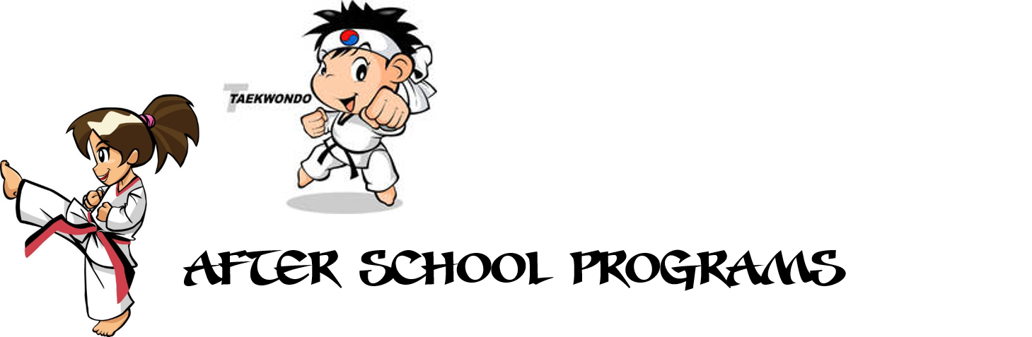 After school programs clipart graphic transparent download After School Programs | Lakai Taekwondo graphic transparent download