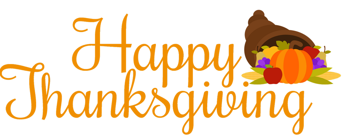 Clipart happy thanksgiving banner graphic free stock WMU Financial Aid on Twitter:
