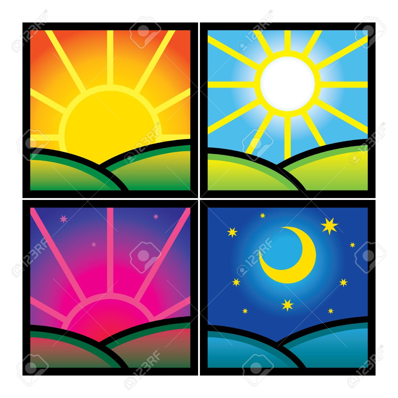Afternoon clipart free jpg stock Afternoon Clipart   Clipart Panda - Free Clipart Images jpg stock