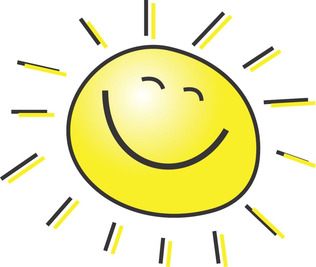 Good morning sun clipart clip transparent download Good Afternoon Sunshine Clipart clip transparent download