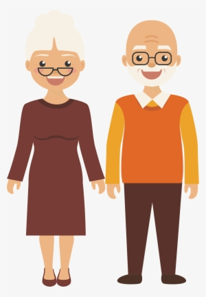 Ageing clipart image black and white stock Old Age PNG & Download Transparent Old Age PNG Images for Free - NicePNG image black and white stock