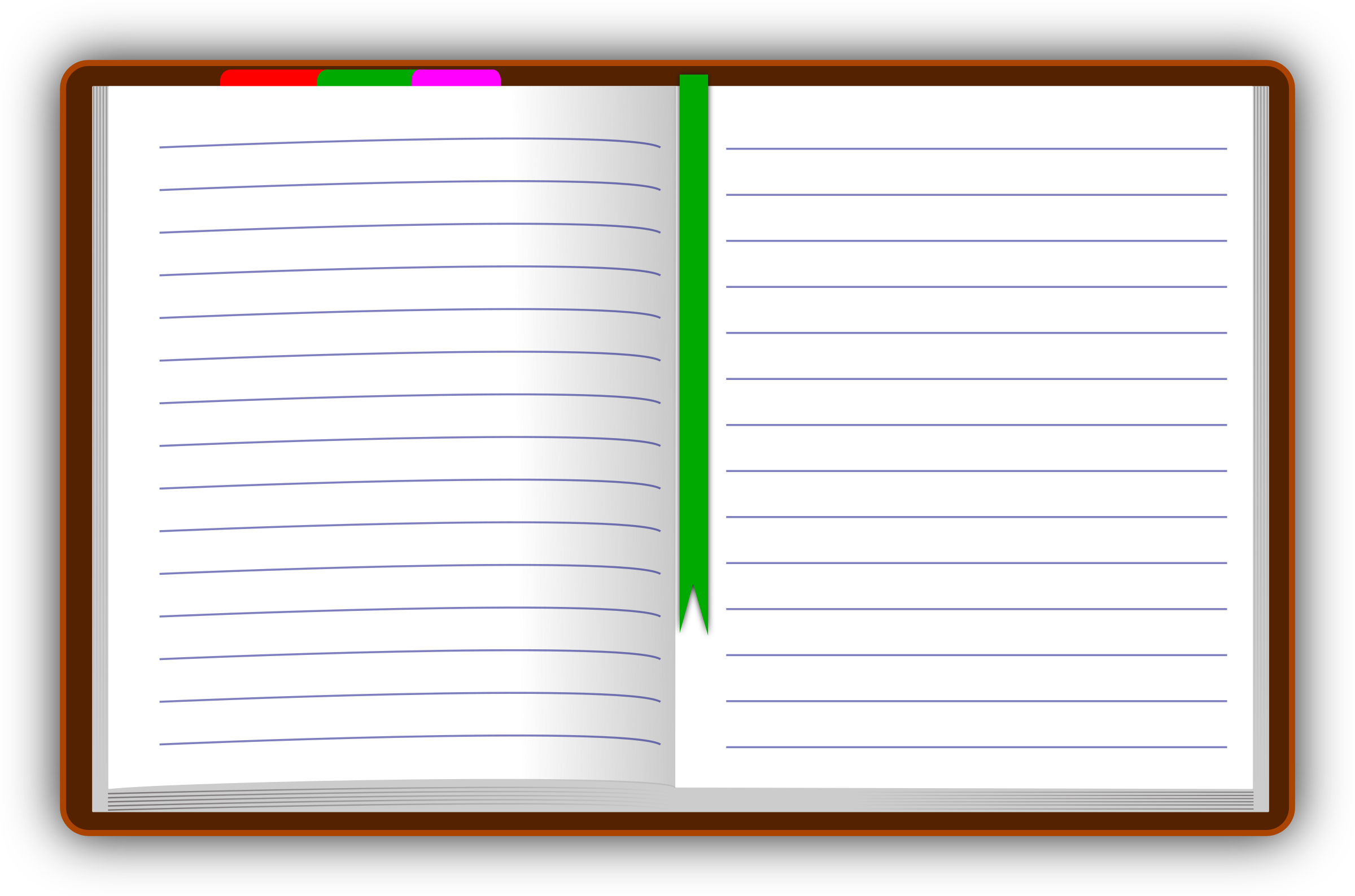Agenda book clipart png royalty free Diary Clipart | Clipart Panda - Free Clipart Images png royalty free