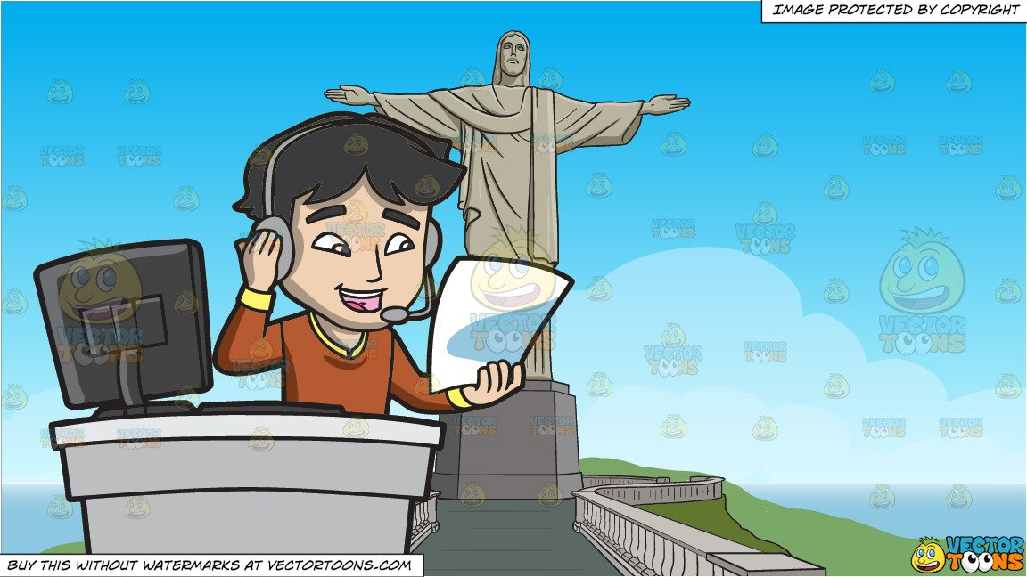 Agent for christ clipart
