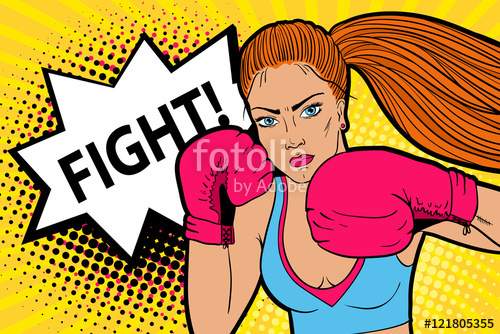 Aggressive woman clipart clip library stock Boxer clipart woman boxing, Boxer woman boxing Transparent FREE for ... clip library stock