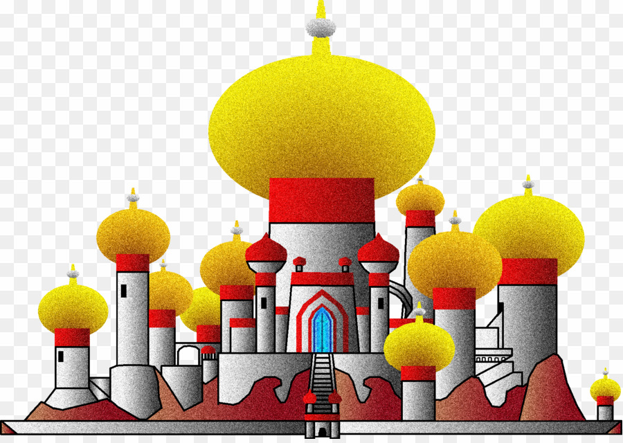 Agrabah clipart picture transparent library Agrabah Palace PNG Aladdin The Sultan Clipart download - 1718 * 1211 ... picture transparent library