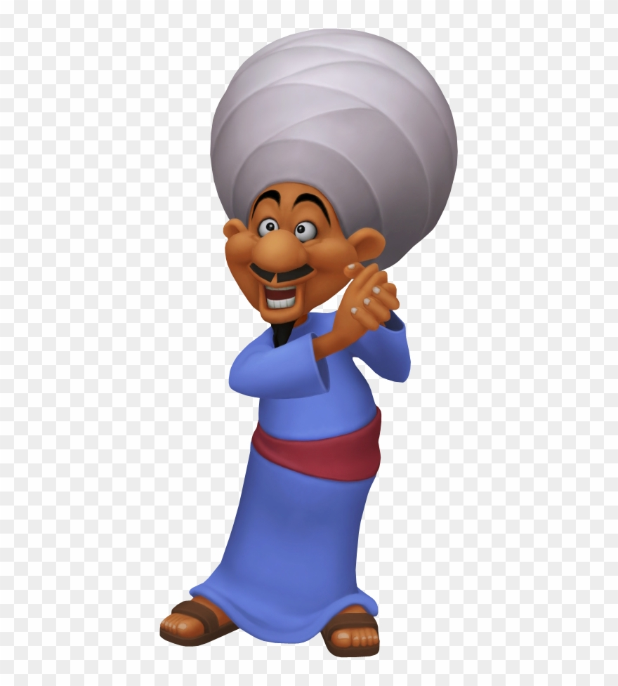 Agrabah clipart picture black and white The Peddler - Aladdin The Fate Of Agrabah Clipart (#2196752 ... picture black and white