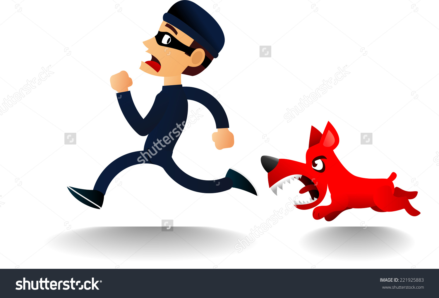 Agree dog chase black and white clipart - ClipartFest graphic black and white stock