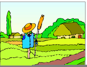 Free clipart of farmers in the fields. Agriculture farming images at