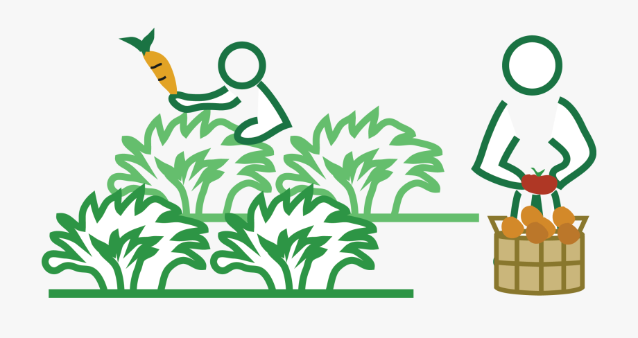 Agriculture png clipart png free download Agriculture Clipart Farm Life - Organic Farming Images Png #1545757 ... png free download