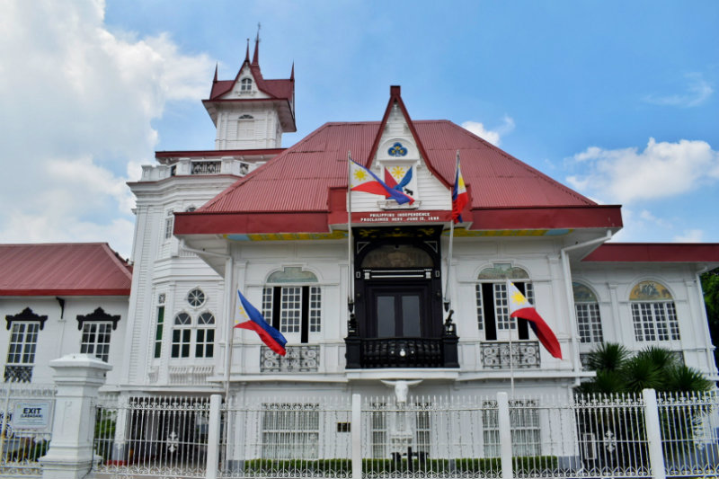 Aguinaldo shrine clipart freeuse stock Why should we respect the PH Flag? freeuse stock