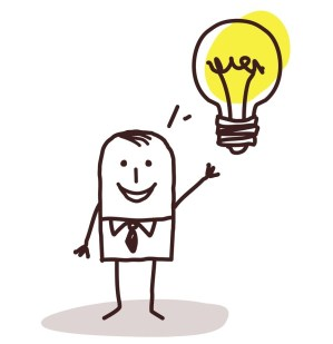 "Aha lightbulb clipart image royalty free 5 Tips for Coaching to the ""Aha"" Moment 