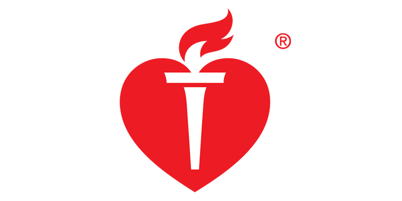 Aha logo clipart black and white stock American Heart Association Clipart Group with 48+ items black and white stock
