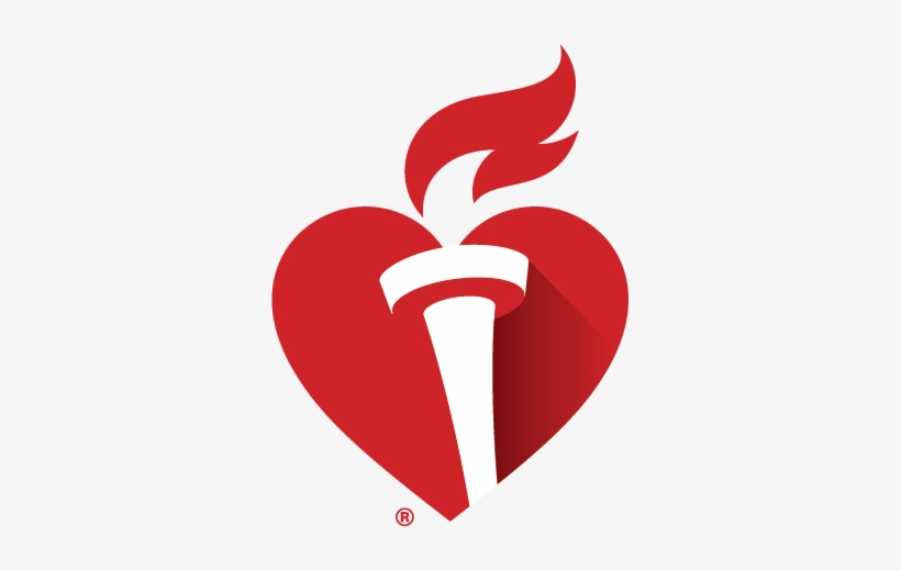 Aha logo clipart clip free library American Heart Association New Logo - Free Transparent PNG Download ... clip free library