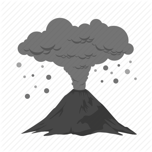 Ahes clipart picture Volcano Cartoon clipart - Volcano, Tree, transparent clip art picture