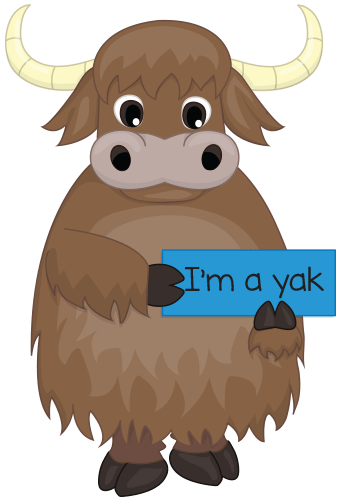 Ah-ha moment yak clipart png transparent library How to Build Your Child\'s Vocabulary (+ FREE Stories and Activities!) png transparent library