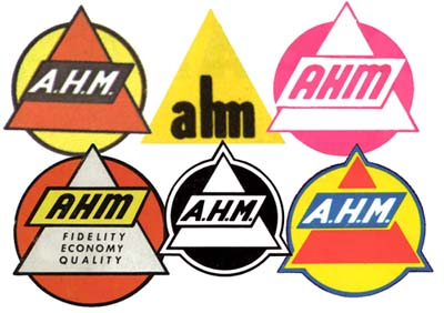 Ahm logo clipart vector royalty free download AHM - Associated Hobby Manufacturers - HO-Scale Trains Resource vector royalty free download