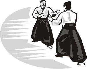 Aikido clipart image free library Aikido Clipart image free library