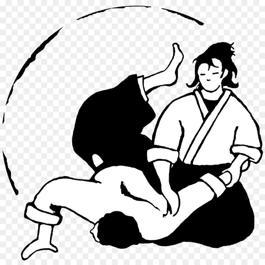 Aikido clipart image transparent Black Line Background png download - 1070*1070 - Free Transparent ... image transparent