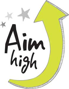 Aim higher clipart clip black and white download Fotobabble - EmiLee 1A clip black and white download