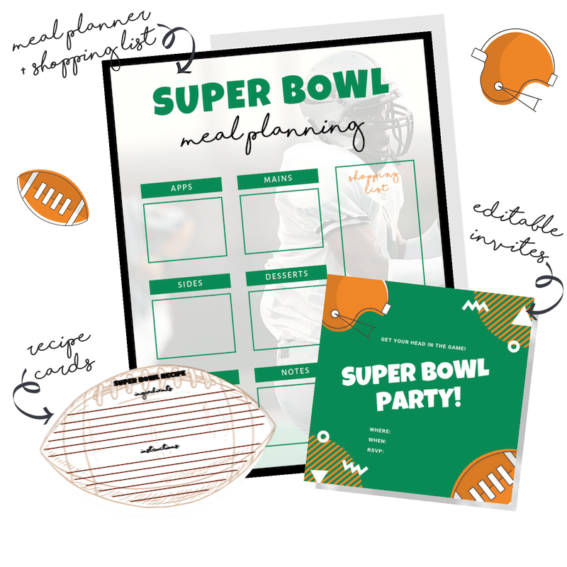 Ain t no party like a super bowl party clipart vector freeuse 20 Super Bowl Party Decorations You Need To Throw An Epic Party vector freeuse