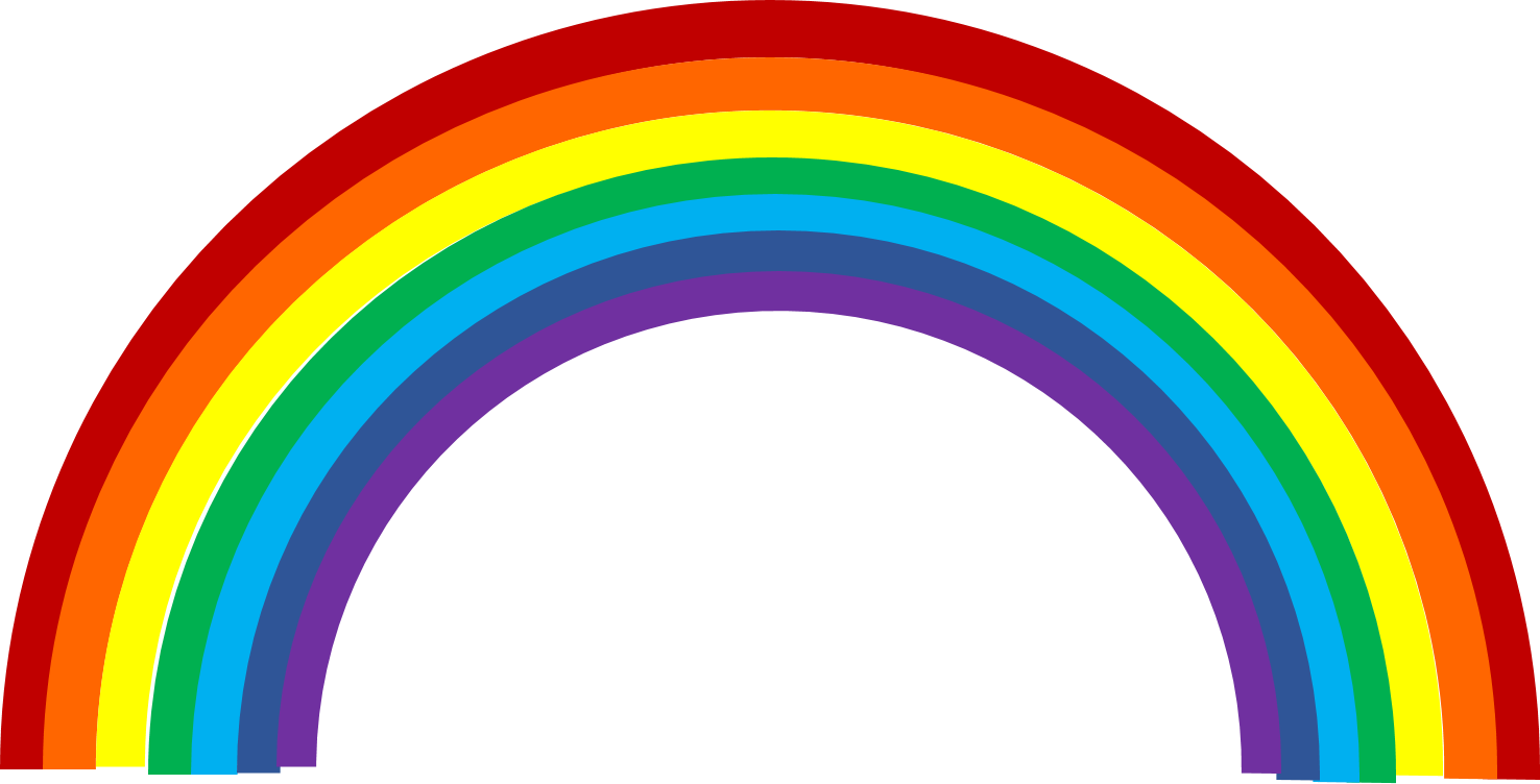 Rainbow clipart clipart transparent stock Free Rainbow Cliparts, Download Free Clip Art, Free Clip Art on ... clipart transparent stock