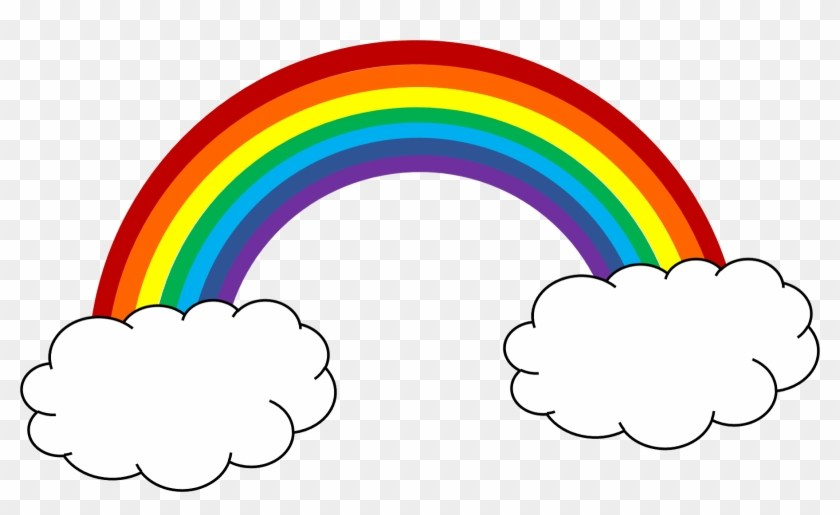 Ainbow clipart vector freeuse download Rainbow clipart transparent 5 » Clipart Portal vector freeuse download