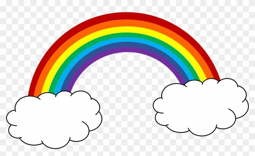 Rainbow clipart png transparent stock Rainbow clipart transparent 5 » Clipart Portal png transparent stock