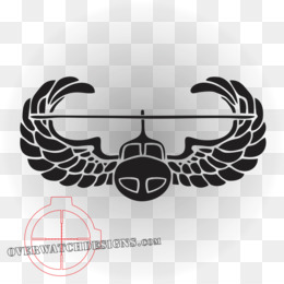 Air assault badge clipart graphic library download United States Army Air Assault School png free download - United ... graphic library download