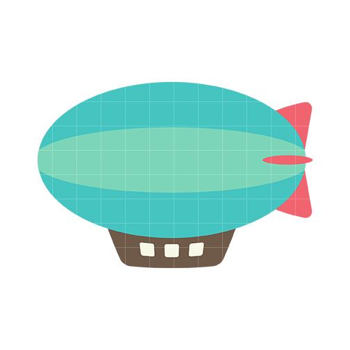 Clipart airship svg transparent stock Free Blimp Cliparts, Download Free Clip Art, Free Clip Art on ... svg transparent stock