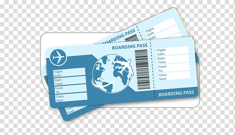 Air clipart fares graphic library library Flight Airplane Air travel Airline ticket Boarding pass, lottery ... graphic library library