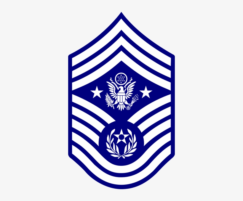 Air force e9 clipart black and white clip art library library Airforce E9 Chief Master Sergeant Of The Air Force - Chief Master ... clip art library library