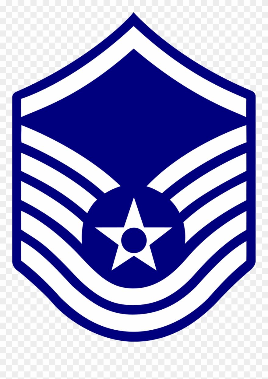 Air force rank insignia clipart