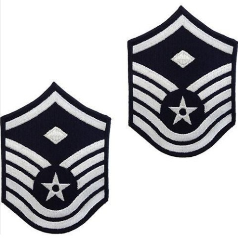 Air force master sergeant stripes clipart banner freeuse download Air Force Chevron: Chief Master Sergeant: 1st Sgt - color banner freeuse download