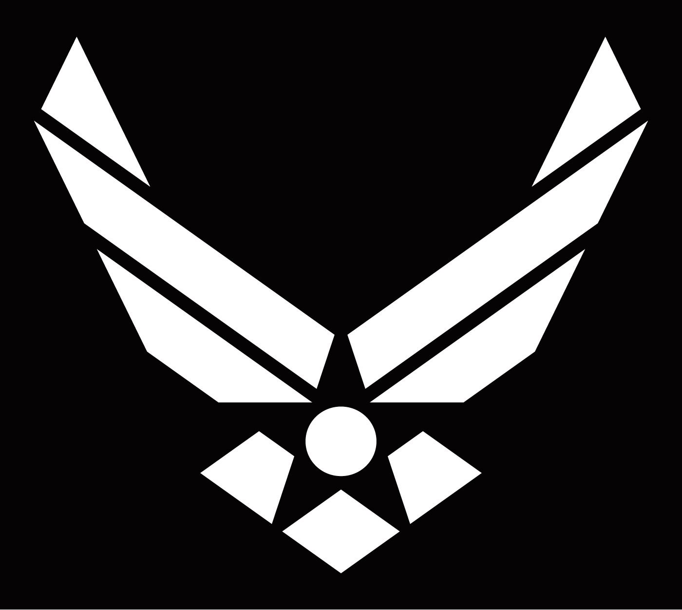 Air force patch clipart black and white clip black and white america flag with eagle and air force logo | Usaf+symbol+wallpaper ... clip black and white