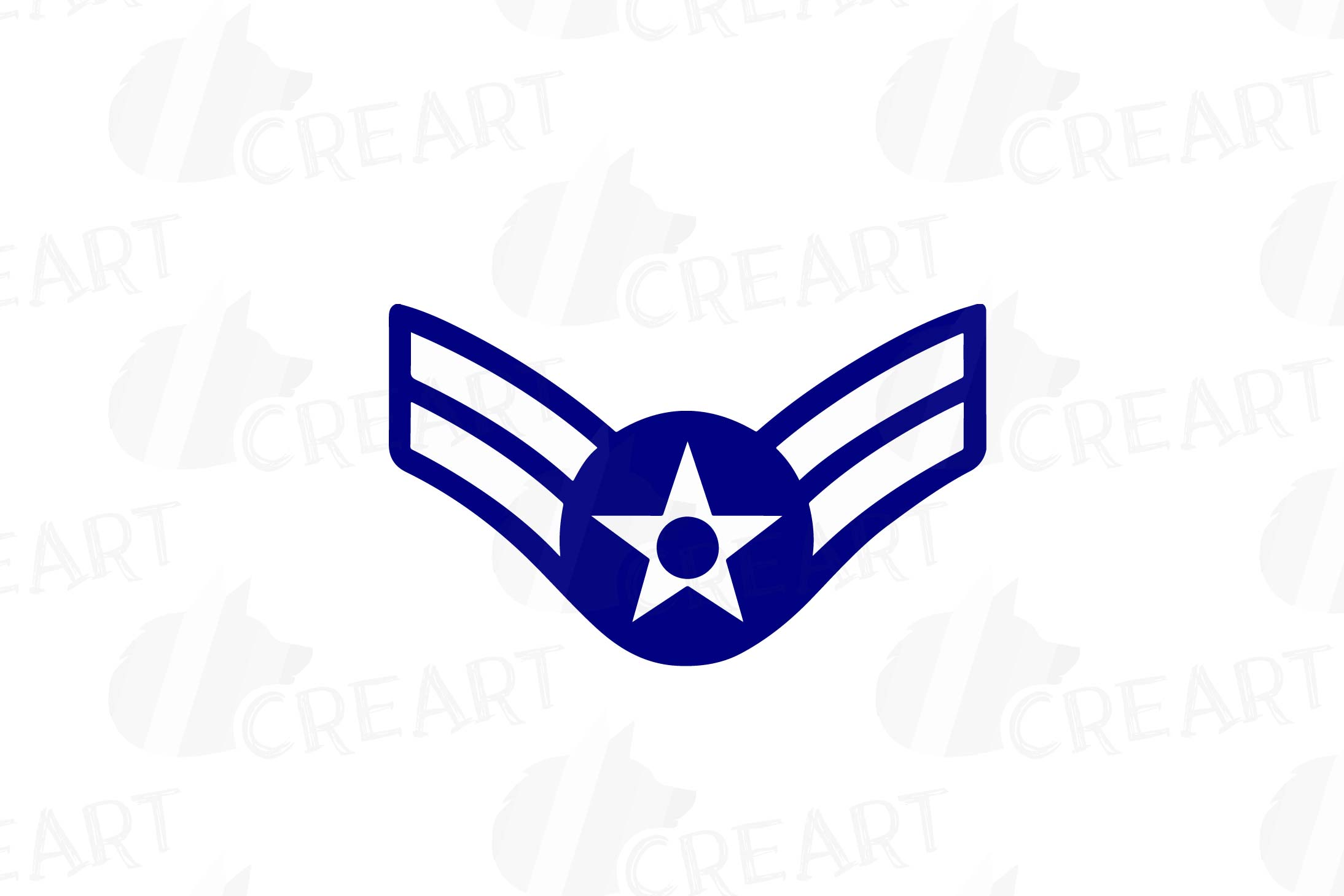 Air force ranks clipart banner transparent download US Air Force enlisted rank insignia collection, US AF vector banner transparent download