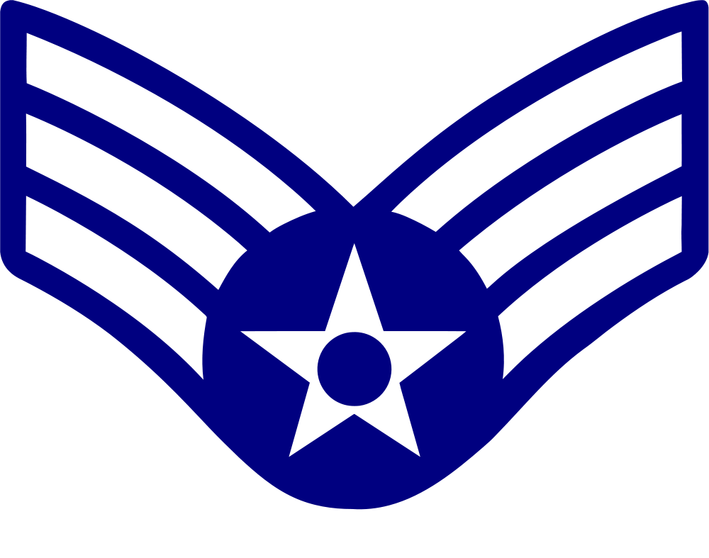 Air force star clipart image free download Learn: United States Air Force Rank Structure (by terrycotta ... image free download