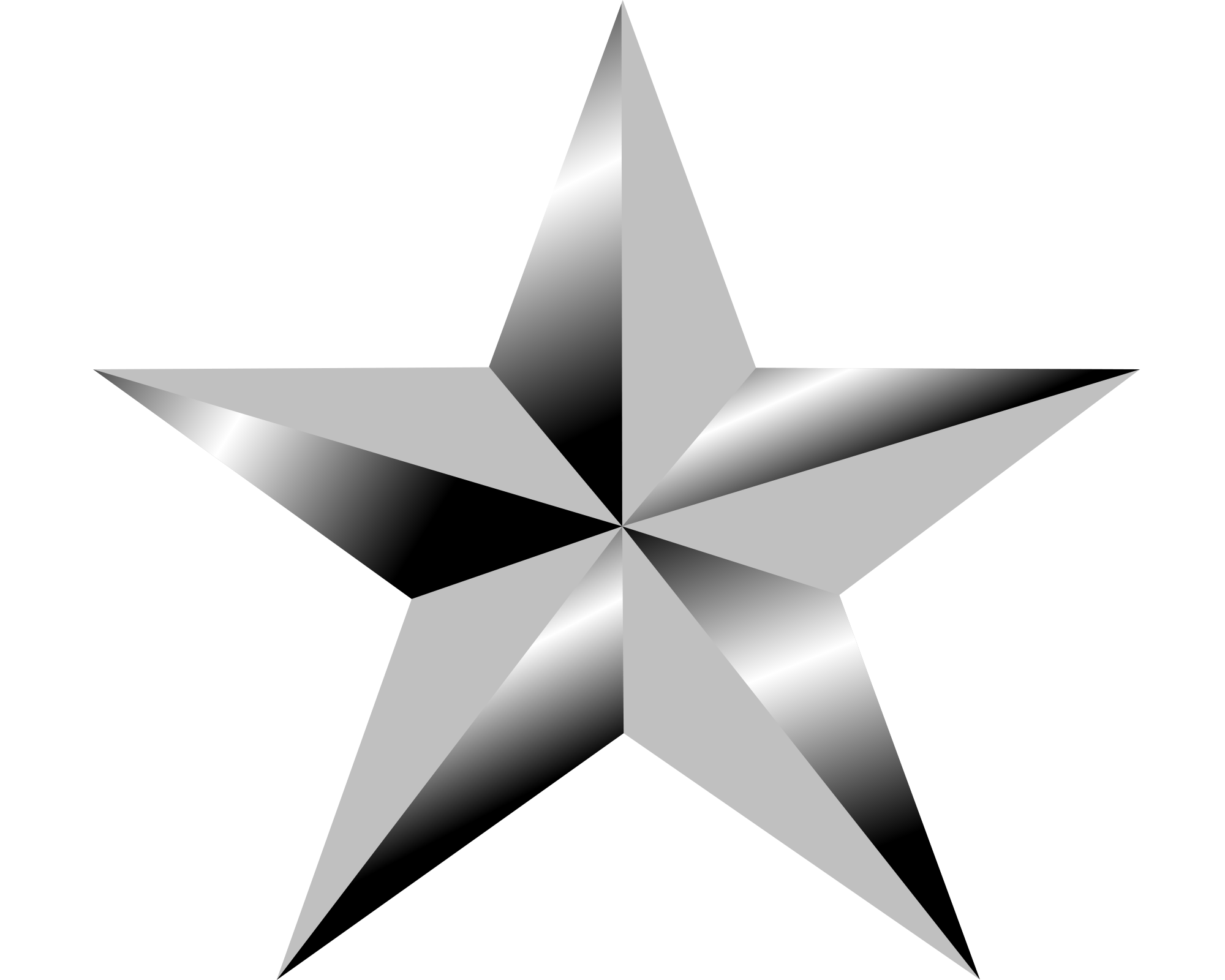 Air force star clipart jpg library download Silver Star PNG Image - PurePNG | Free transparent CC0 PNG Image Library jpg library download