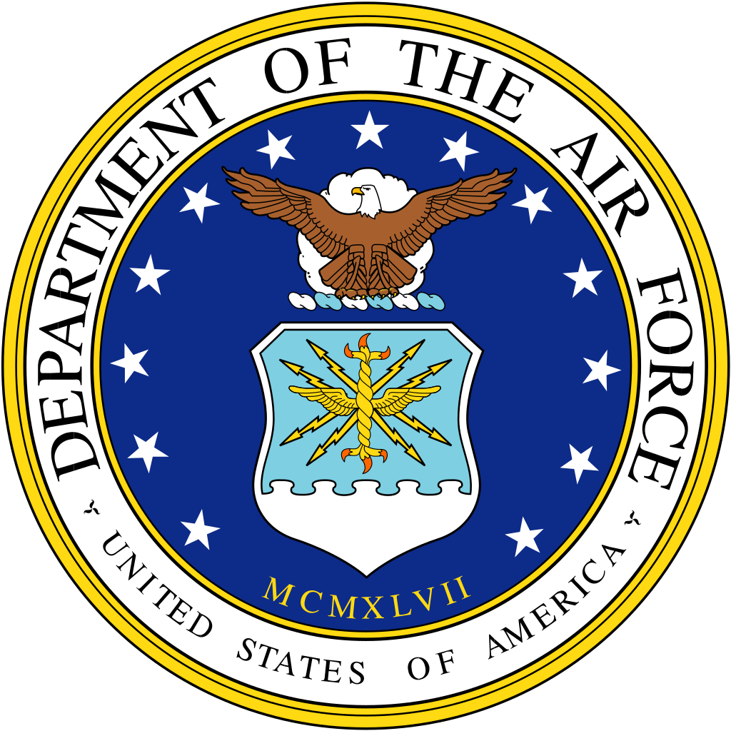 Air force star clipart vector free File:Seal of the United States Department of the Air Force.svg ... vector free