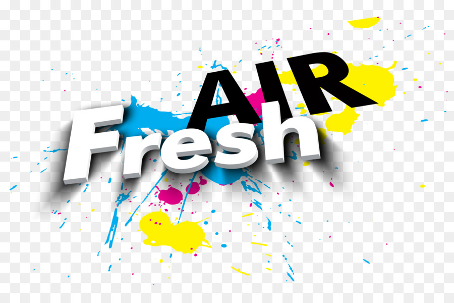 Air fresh clipart png royalty free download Logo Background clipart - Text, Font, Product, transparent clip art png royalty free download