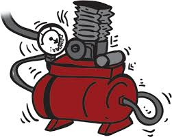 Air hose clipart vector black and white library What Air Compressor to Buy? - mastertoolreviews.com vector black and white library