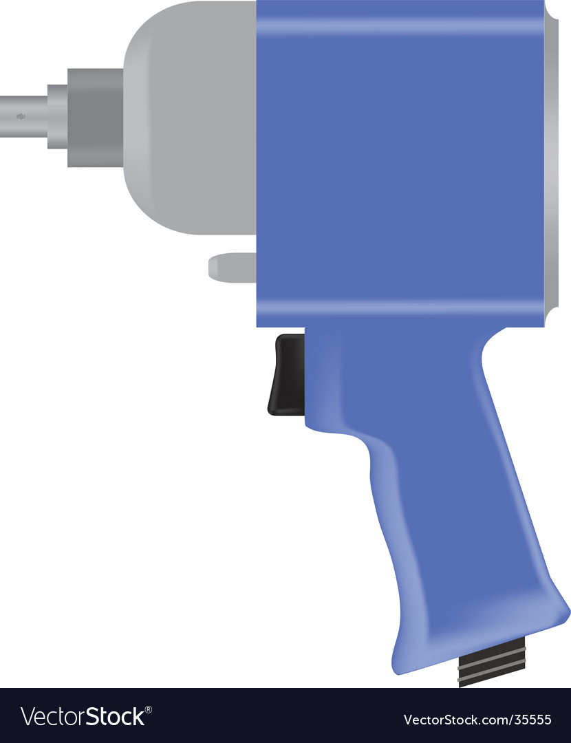 Impact wrench clipart png library stock Air wrench png library stock