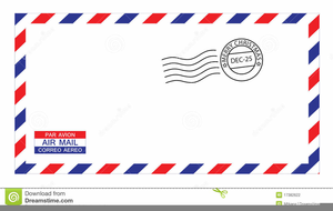 Air mail clipart free clip royalty free library Airmail Envelope Clipart | Free Images at Clker.com - vector clip ... clip royalty free library