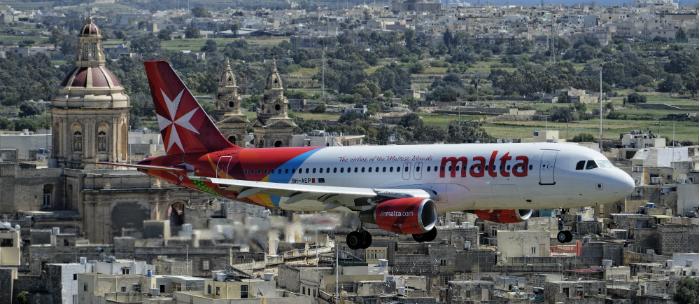 Air malta logo clipart svg free stock Air Malta svg free stock