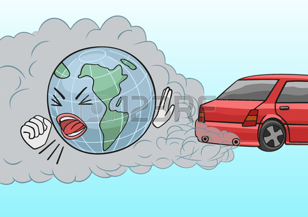 Air pollution clipart cars black and white Air pollution from cars clipart 4 » Clipart Station black and white